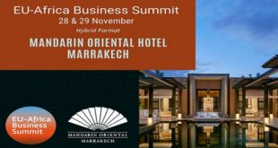 European Business Summit,UE-Afrique,Marrakech,Sommet des entreprises