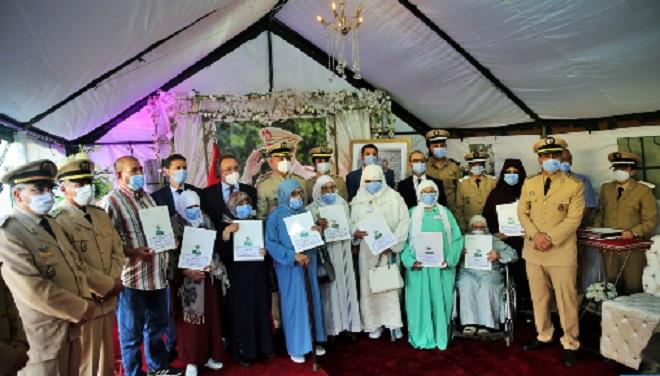 Tanger,martyrs de l'intégrité territoriale,FAR