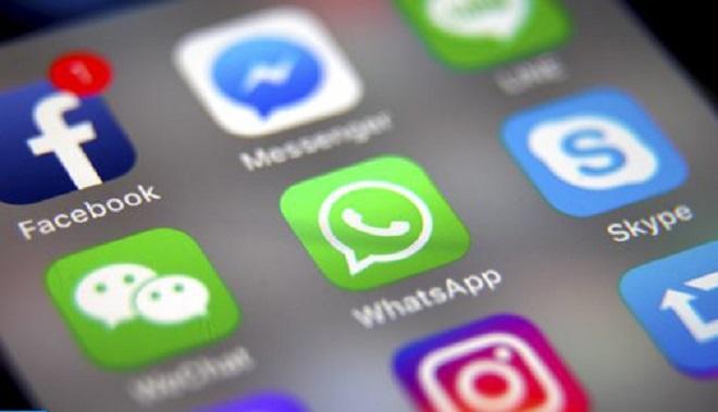 Facebook,Instagram,WhatsApp,Messenger,Réseaux sociaux