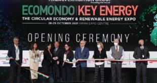 Ecomondo,Key Energy,COP26,Rimini,Economie verte