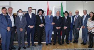 Association des juifs marocains,Maroc-Mexique